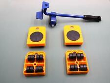 Furniture Moving Tool - Heavy Lifting and Gliding Lever System
