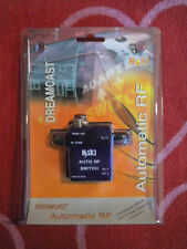 NAKI AUTOMATIC RF SWITCH FOR SEGA DREAMCAST *BRAND NEW* Purple