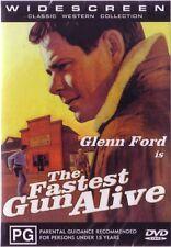 THE FASTEST GUN ALIVE - GLENN FORD - CLASSIC NEW DVD