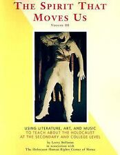 The Spirit That Moves Us: Using Literature, Art, and Music to Teach About the Ho