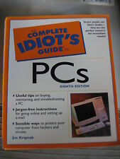 Complete Idiots guide to PCs 8th edition 2004 new