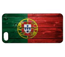 Coque iPhone SE Drapeau PORTUGAL 02