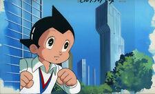 Astroboy Anime Cel Atom Animation Art Osamu Tezuka 1980s Rare!