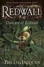 Outcast Of Redwall - A Tale Of Redwall by Brian Jacques SC new
