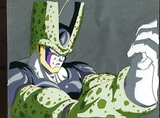 CELL DRAGONBALL original Production anime cel sketch douga sketch