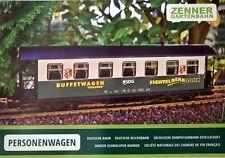 Zenner Personenwagen Katalog Spur G Gartenbahn 2015/2