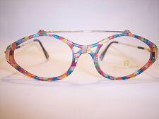 Damen-Brille/Eyeglasses/Lunettes by AIGNER 100%Vintage Original 90'er