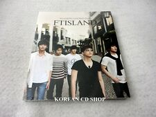 FTIsland - 2012 Concert Tour Photobook *NEW* FT Island