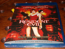 Resident Evil  Sony  Blu-Ray ..... Nuovo