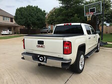 "Craftec Covers 2008-up Silverado/Sierra 5'6"" EXTRA SHORT Bed Tonneau Bed Cover"