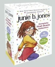 Junie B. Jones Complete First Grade Collection : Books 18-28 with Paper Dolls...