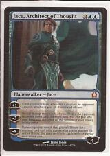 Jace arquitecto del pensamiento ENGLISH Ravnica Architect of thought MTG