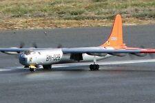 B-36 peacemaker 115inch WS scratch construire r / c avion plans et modèles