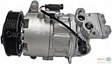 BMW 1 3 X1 E81 E88 E90 BEHR HELLA Compressor AC Air Conditioning 1.6-2.0L 2003-
