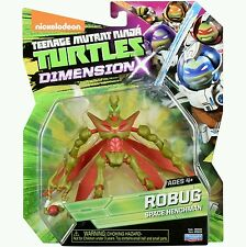 Figure Tartarughe Ninja Turtles Dimension Teenage Mutant Robug Space Henchman