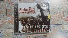 Linkin Park -  Live in Texas  - Made in the Philippines - Sealed - 2CD