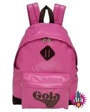 GOLA HARLOW MAGENTA PINK RETRO PADDED BACKPACK RUCKSACK SCHOOL BAG NEW WITH TAGS