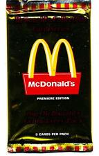 McDonald's (Restaurant) Trading Card Pack