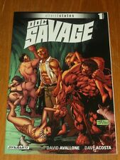 DOC SAVAGE ALTERED STATES ONE SHOT DYNAMITE COMICS NM (9.4)