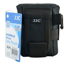 JJC DLP-1 Deluxe Lens Pouch For 50mm 60mm 40-150mm 12-32mm 45mm 17 14-42mm 40mm