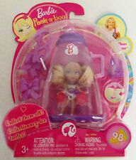 Barbie Peek-a-boo Petites Cheer Dears Collection - 97 Win! Willa Doll (NEW)