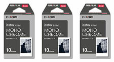 Fujifilm Instax Monochrome (30 photos) for Neo 90, mini 8, 7s, 70, Leica Sofort