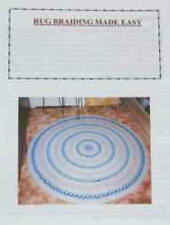 Rug braiding made easy, instructions for braided rugs
