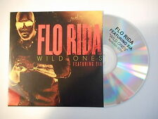 FLO RIDA : WILD ONES feat. SIA [ CD SINGLE PORT GRATUIT ]