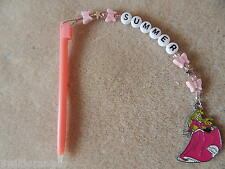 Personalised DSi DS Lite Stylus / Pen Sleeping Beauty Disney Princess