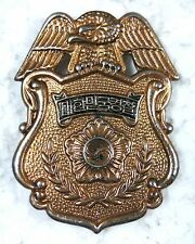 South Korea Police Badge