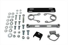 "Solo seat mount kit with 2"" hair pin springs. Kit includes nose & rear bracket"