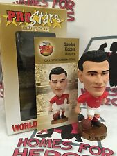 CORINTHIAN PROSTARS HUNGARY SANDOR KOCSIS CG261 GOLD BASE NEW IN WINDOW BOX