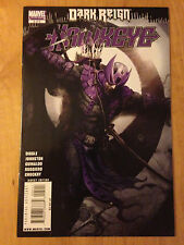 DARK HAWKEYE # 5 NEAR MINT MARVEL COMICS ANDY DIGGLE ANTONY JOHNSTON