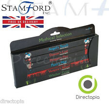 Stamford Incense Sticks - Mythical - Gift Pack – Gothic, Wiccan, Spiritual