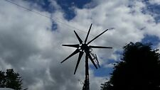 Wind Generator UK design Power, Strong, survives high winds heavy duty 12/24/48v