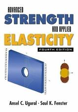 Advanced Strength and Applied Elasticity (4th Edition), Fenster, Saul K., Ugural