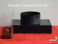 Remote Control Flash Pot - Theatre Effects,Stage Magic Tricks,Party Magic,Fire
