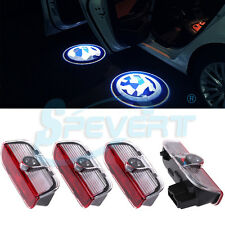 4xCar Door Led Welcome Laser Projector Logo Shadow Light for VW Passat Golf EOS