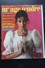 Mademoiselle Age tendre - N°77 - AVRIL 1971 / LES BEATLES JAGGER BEATRICE ROMAND