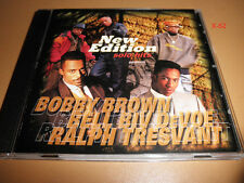 NEW EDITION solo HITS cd BOBBY brown RALPH tresvant BBD ghostbusters 2