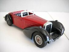 Hispano-Suiza K6 Cabriolet 1938 | Lesney Matchbox Yesteryear Y-17 1973 1:43