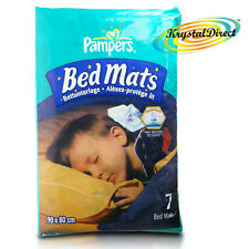 PAMPERS bedmats letto tappetini per materassi Bagnante