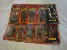 Kenner Robin Hood Prince of Thieves Set Lot of 8 Action Figures