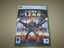 Eat lead: the return of matt hazard (Microsoft Xbox 360) ** nouveau et scellé **