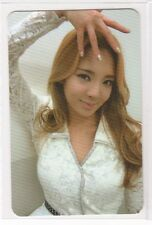"SNSD GIRLS' GENERATION ""Mr. Taxi ""  Official Photo Card HYOYEON  F/S"