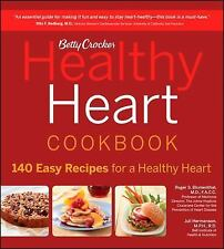 Betty Crocker Healthy Heart Cookbook Betty Crocker Big Book)