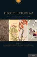 Photoperiodism: The Biological Calendar-ExLibrary