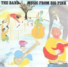 The Band : Music from Big Pink CD (1990) - BRAND NEW