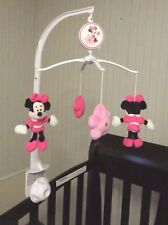 Disney Baby Minnie Mouse Sitting Pretty Crib Mobile