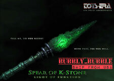 1/6 Green Kryptonite Spear LED Light Up For Superhero Hot Toys SHIP FROM USA